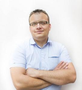 Lekarz weterynarii Jacek Czajkowski