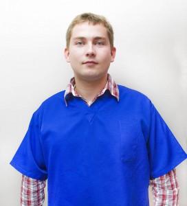 Technik weterynarii Adrian Czarnocki